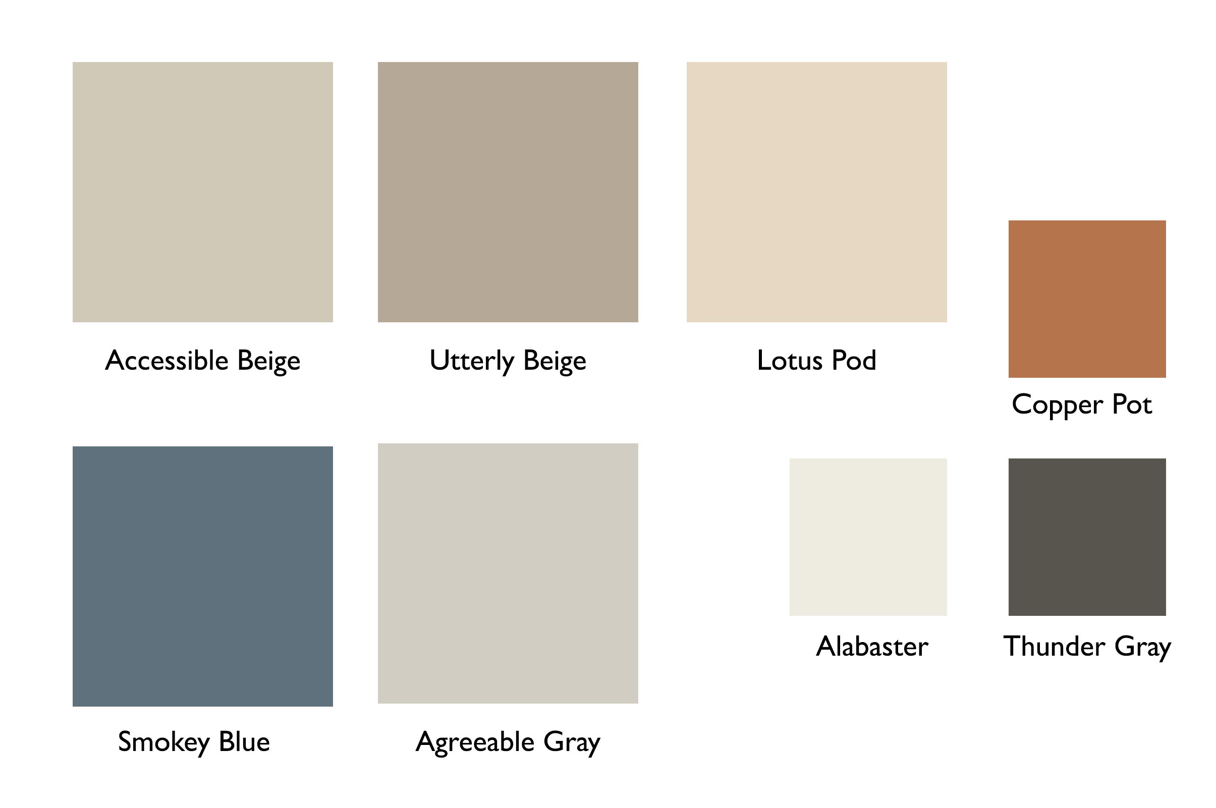 Sherwin williams birds of berwick for Beige white paint color